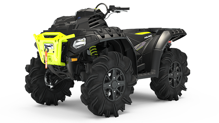 Sportsman XP 1000 High Lifter Edition Onyx Black