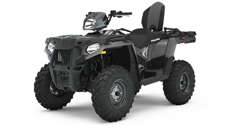 Sportsman Touring 570 EPS Titanium Metallic