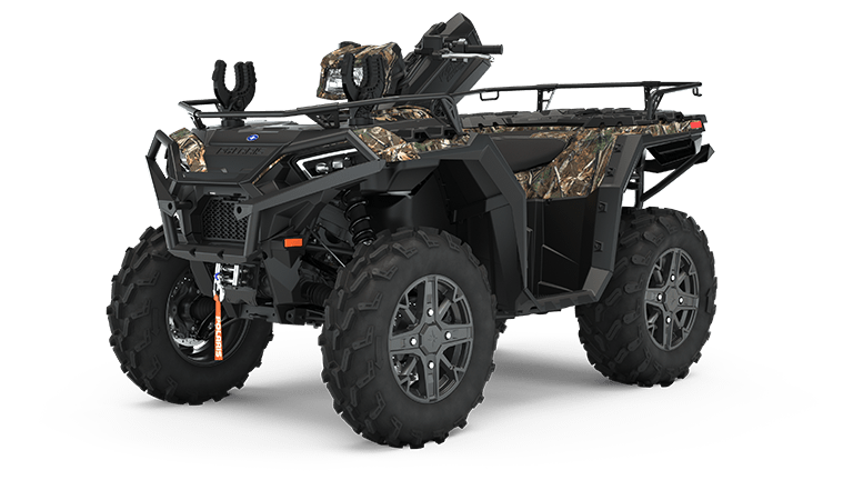 Sportsman XP 1000 Hunter Edition Polaris Pursuit Camo