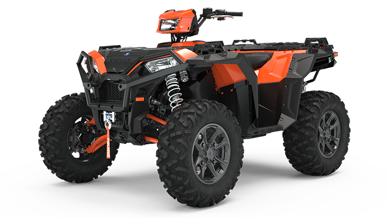 2020 Polaris Sportsman ATV Model Lineup