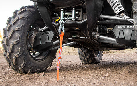 Sportsman Touring XP 1000 3500 lb Polaris HD Winch
