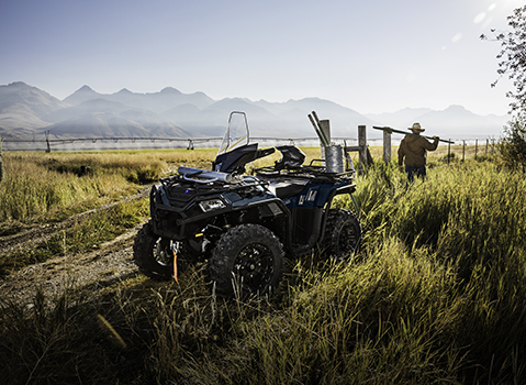Polaris Sportsman ATV Accessories | Official Polaris ... on