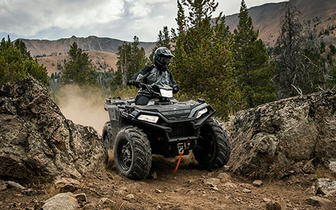ATV Reviews Ratings Polaris Sportsman