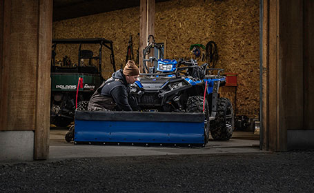 Plow System Parts for Your ATV