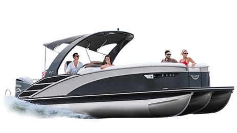 Pontoon & Tritoon Boat Dealers | Bennington Marine