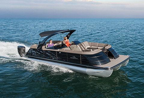 Pontoon Boats & Tritoon Boats by Bennington Marine
