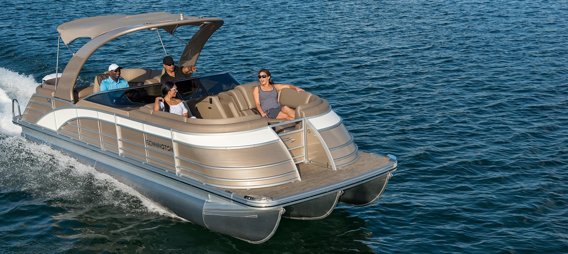 Pic of Q model boat