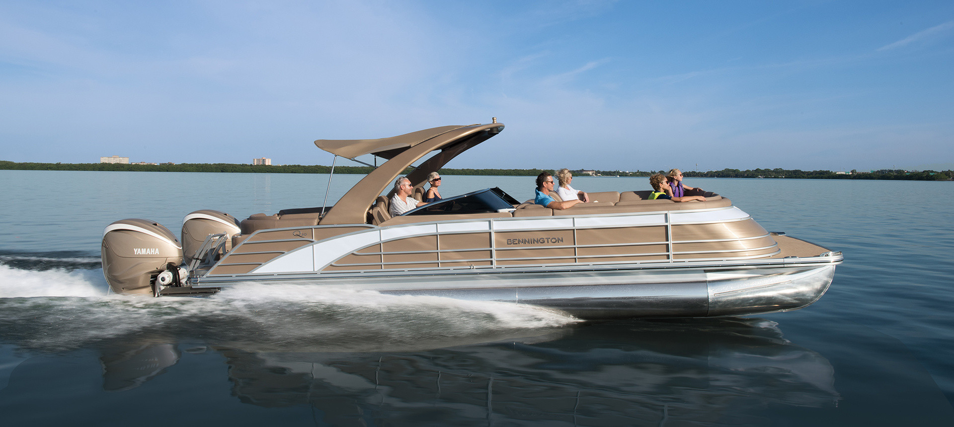 Pic of rear deck of Q model boat