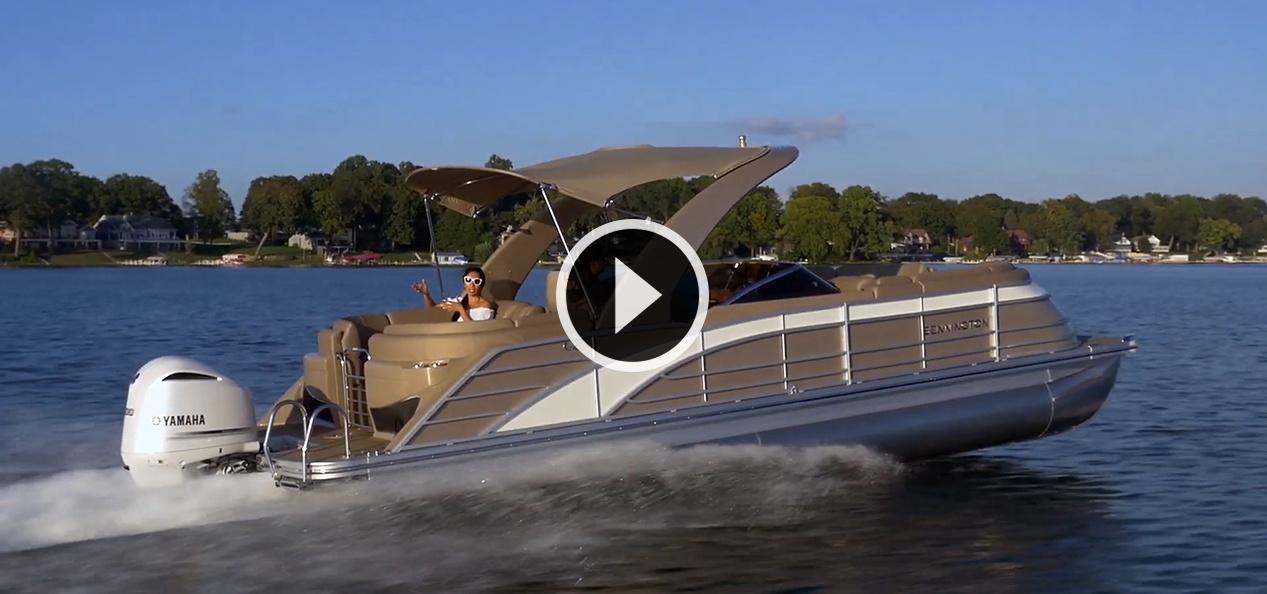 Bennington 2019 Q, QX, QX Sport Series Pontoon Boats