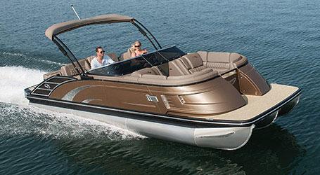 Bennington QX Model | Bennington Marine