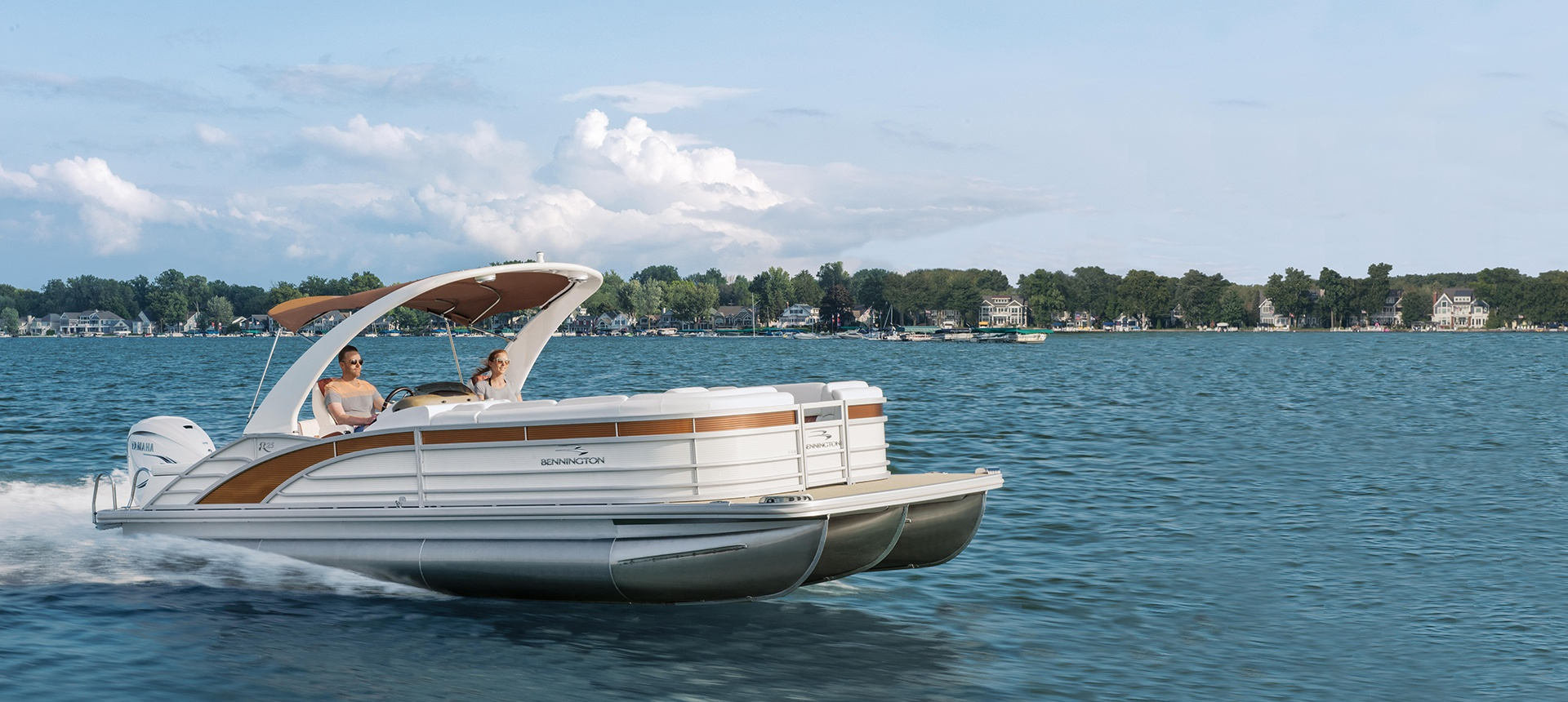 Pic of R series boat