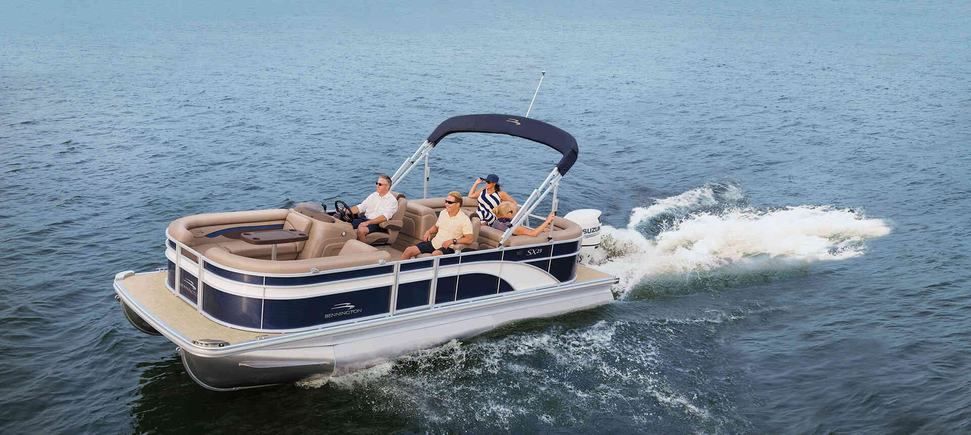 Bennington SX Model | Bennington Marine