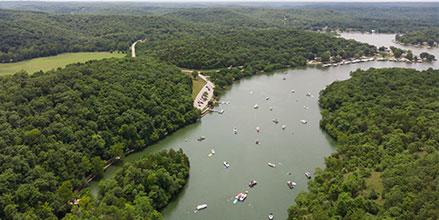 America's 6 best party pontoon boat destinations