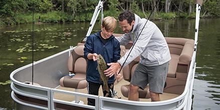 Planning Your Pontoon Boat Fishing Trip Bennington Marine