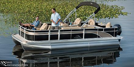 Prep Your Pontoon Boat for Fishing | Bennington Marine