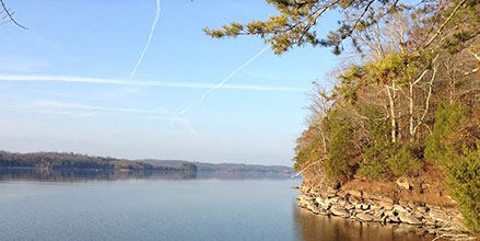 Five Great Tennessee Lakes For Pontoon Boating Bennington