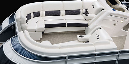 Cleaning Vinyl Boat Seats | Bennington Marine