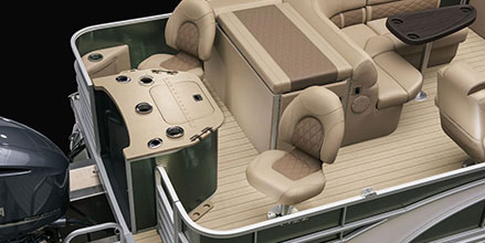 Stupendous How To Winterize Your Pontoon Boat Bennington Marine Alphanode Cool Chair Designs And Ideas Alphanodeonline