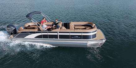 Top Five Best Louisiana Lakes for Pontoon Boating | Bennington