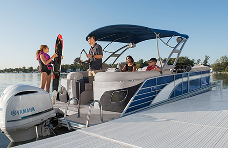 Meet the 2020 Bennington G Series Pontoon Boat