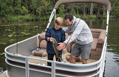 Five Tips for Teaching Kids to Fish