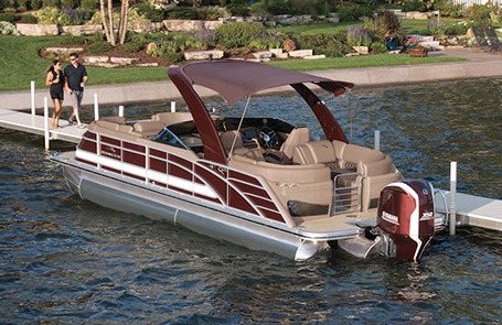 Meet the 2019 Bennington Q Series Pontoon Boat