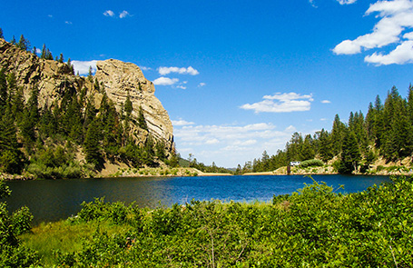 Top Five Best New Mexico Lakes for Pontoon Boating