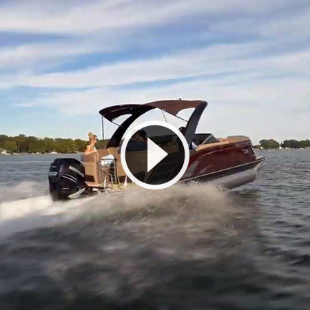Bennington 2019 Q, QX, QX Sport Series Pontoon Boats