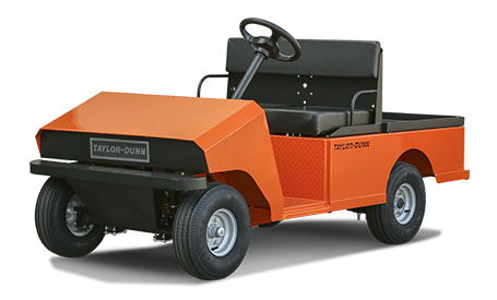 Taylor-Dunn Personnel Carrier