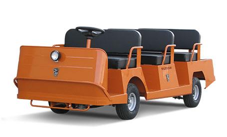 Taylor-Dunn Electric Tram