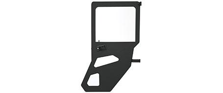 Rear Canvas Doors - 4000D Only