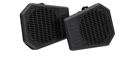 Rear Roof Speakers