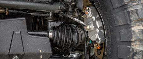 Driveline Components