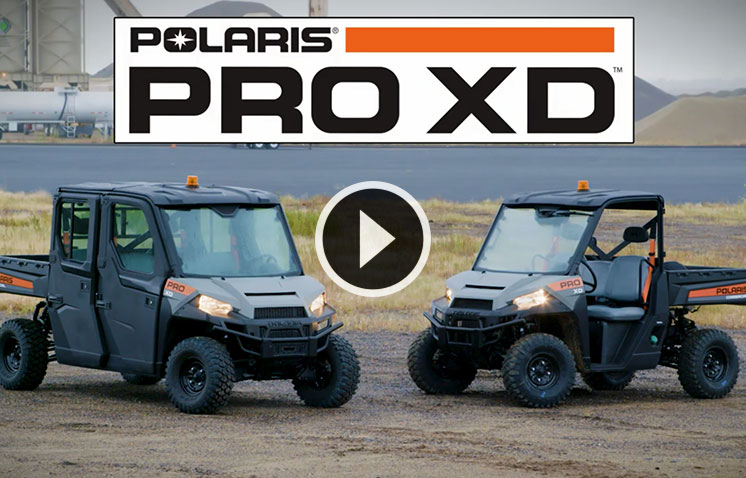 Polaris PRO XD