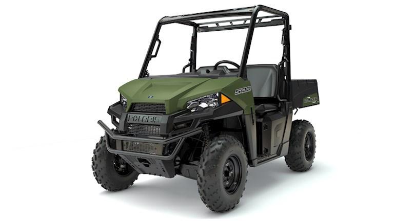 RANGER 500 4x2 Sage Green