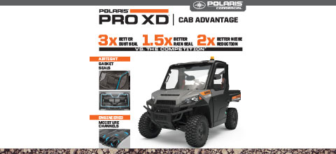 Pro xd Cab Sell Sheet