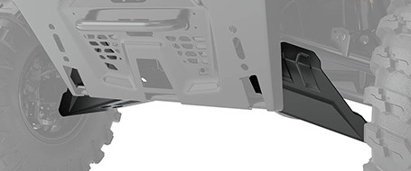 Front A-Arm Guards