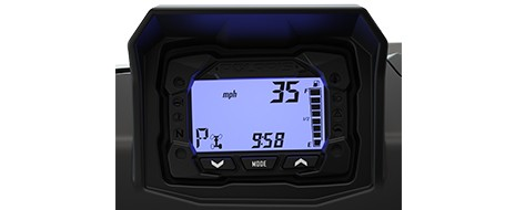 Adjustable speed calibration