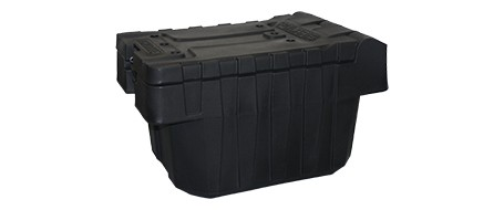 Lock And Ride Storage Box