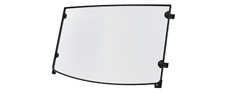 Poly Windshield