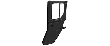 Rear Crank Window Doors - 4000D Only