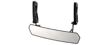 Wide Angle Rearview Mirror