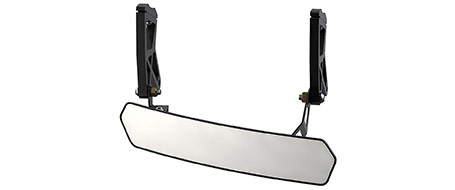 Heavy Duty Rearview Mirror