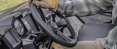 adjustable-tilt-steering