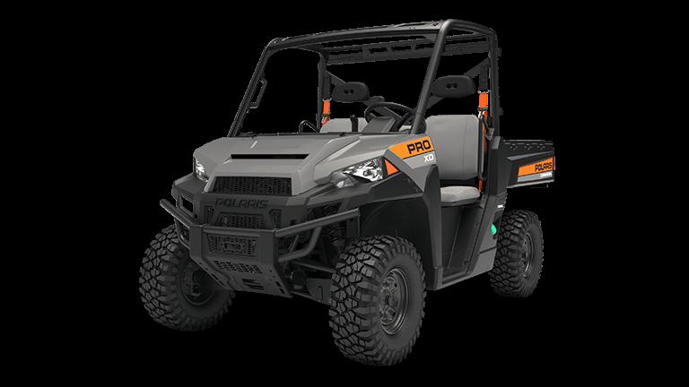 Polaris<sup>®</sup> PRO XD™ 2000D 2WD