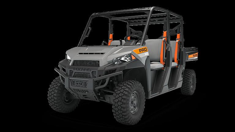 PRO XD 4000G AWD Avalanche Gray