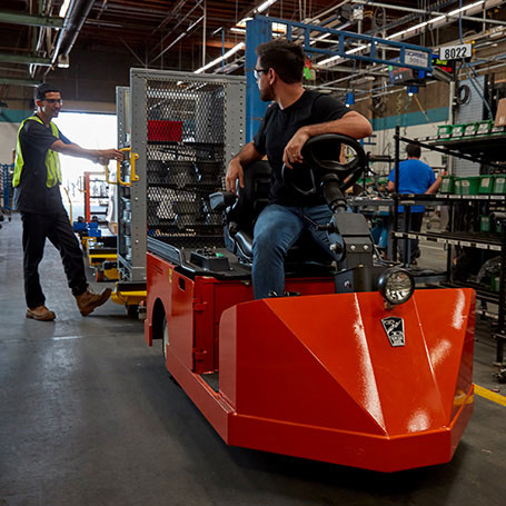 Polaris' Innovative Taylor-Dunn Horizontal Material Handling Systems to be Displayed at ProMat 2019