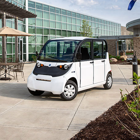 Polaris Electric Vehicles featured in Company Week