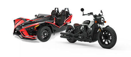 Polaris Off-Road Vehicles
