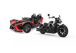 Polaris ATV RANGER RZR General Snowmobile Slingshot | Official Website